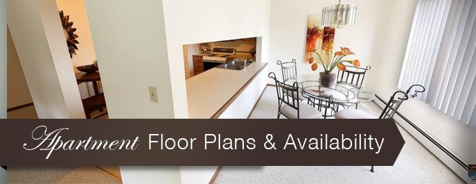 Floor plans banner image