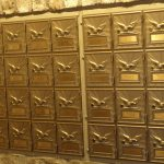 Image of mailboxes